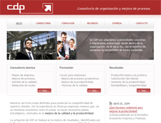 ConsultoriaCDP.com