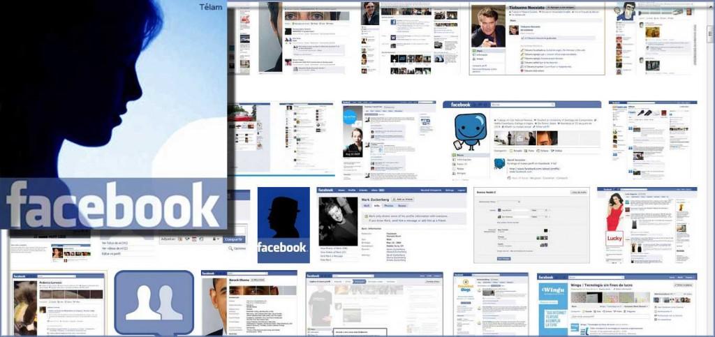 Nuestro perfil publico en las redes sociales