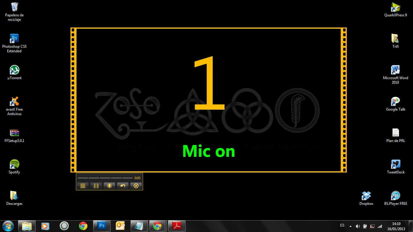 Programa de captura Jing 3