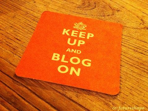 Un blog corporativo precisa una actualización permanente