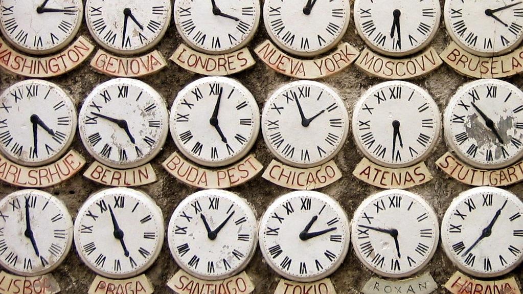 Horas del mundo
