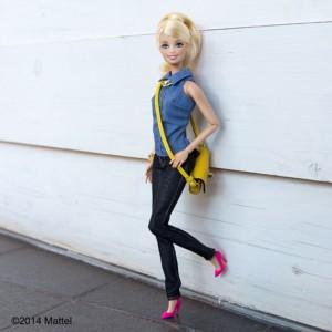 Barbie en Instagram