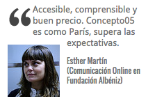 Opiniones-CONCEPTO05-Curso Community Manager-Esther