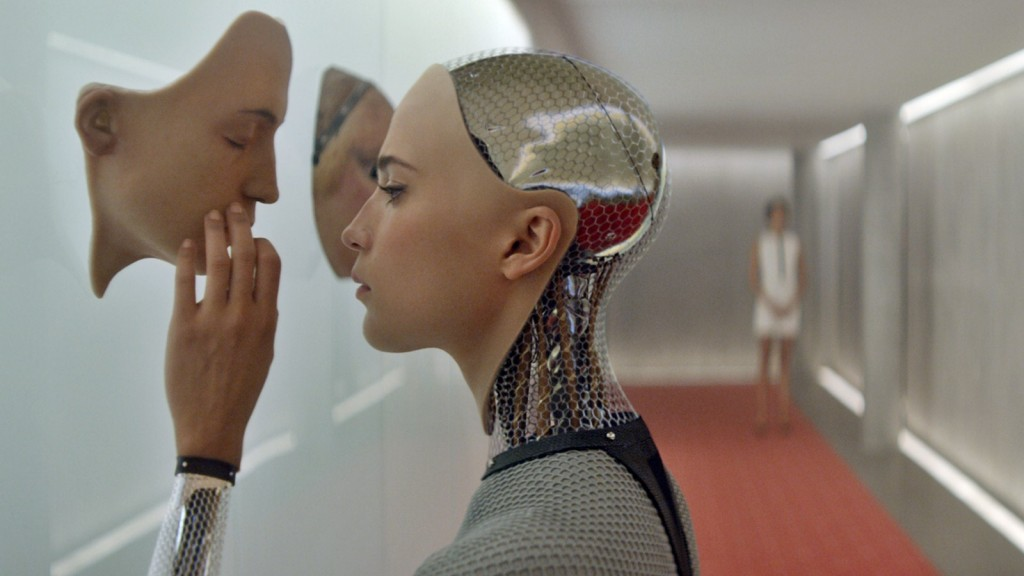 Ex Machina - Inteligencia Artificial