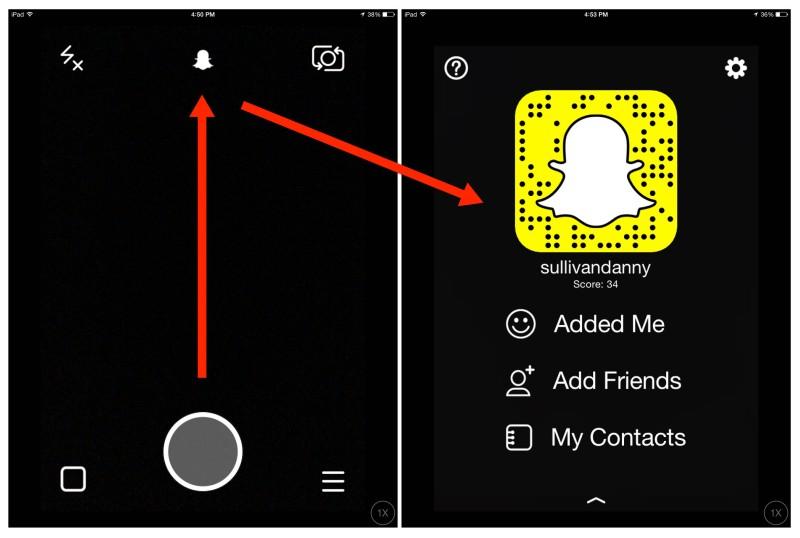 La imagen de tu perfil puede ser personalizable si presionas sobre el icono de 'fantasma'.