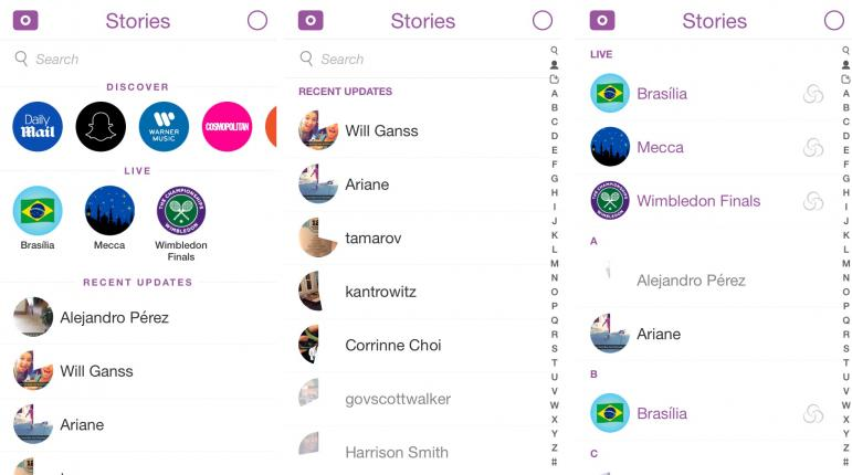 snapchat-redesign