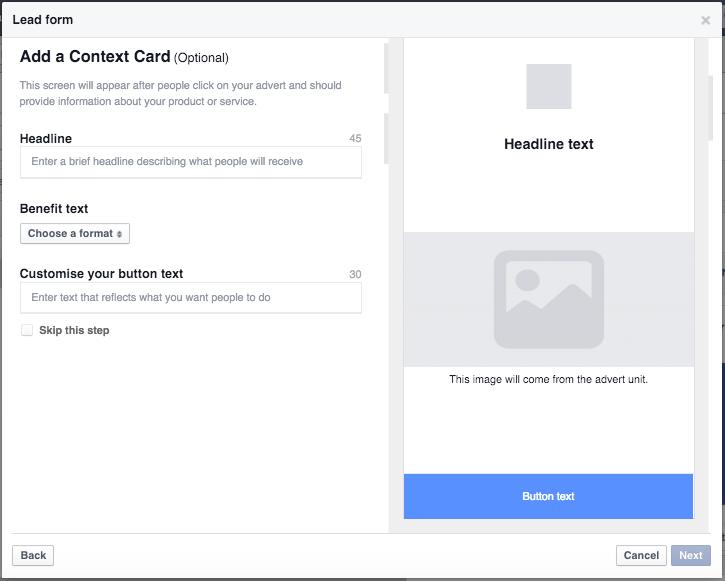 personalizar-facebook-ads