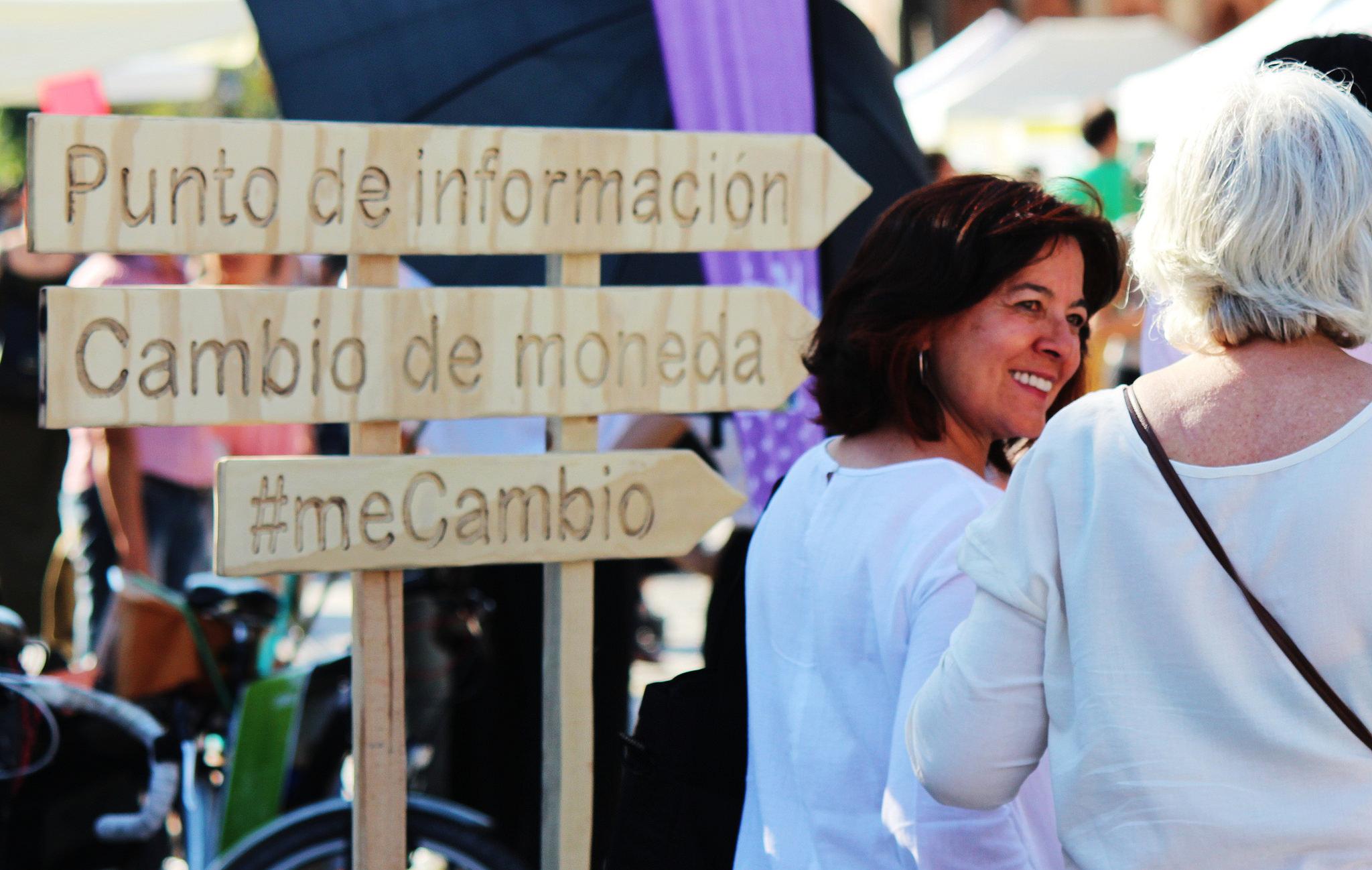 Feria de la Economía Social y Solidaria de Madrid