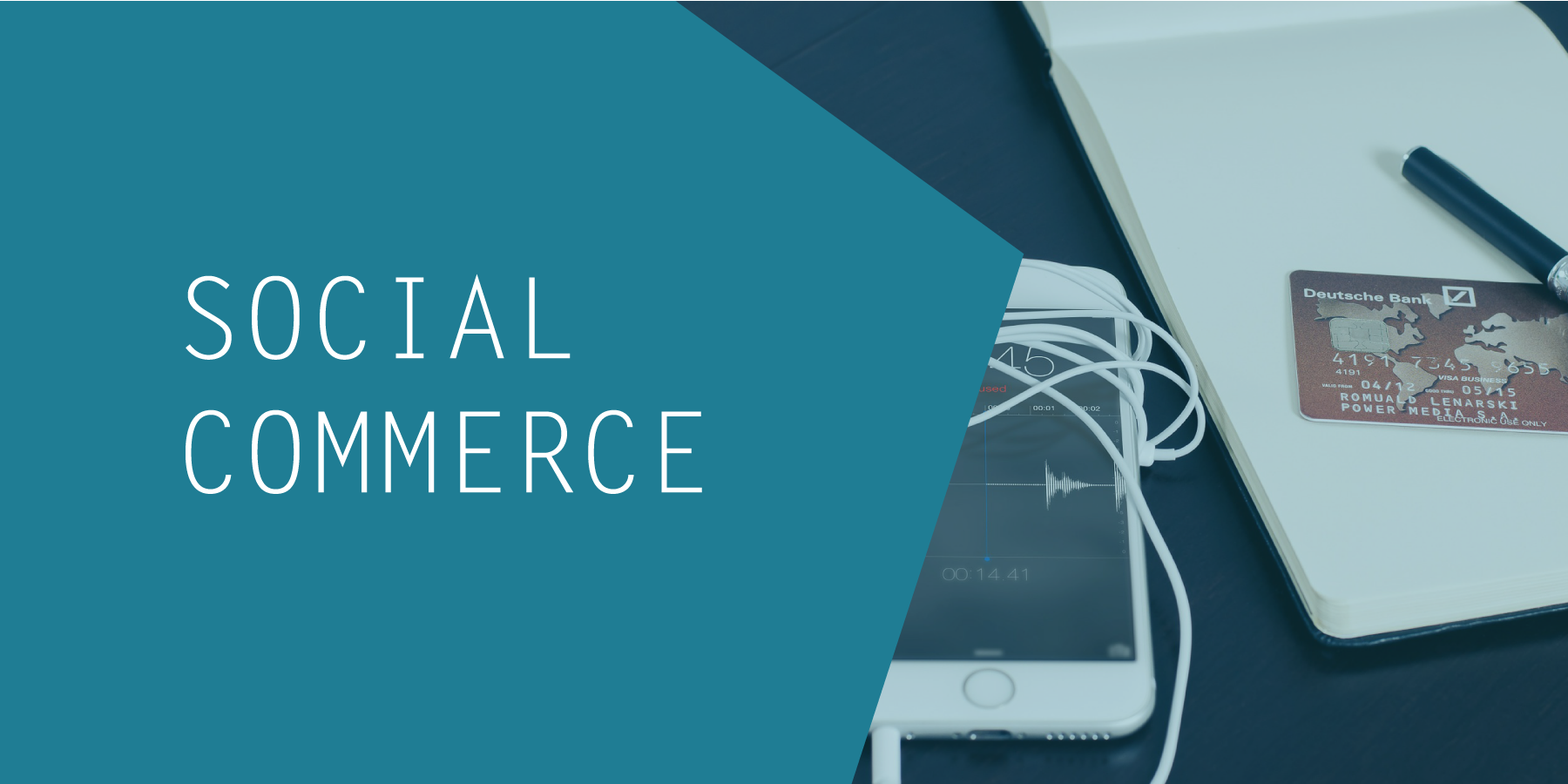 Estudio Social Commerce