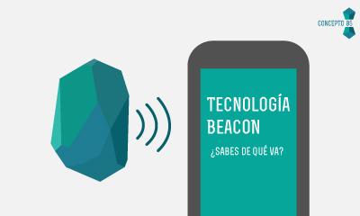 tecnología beacon