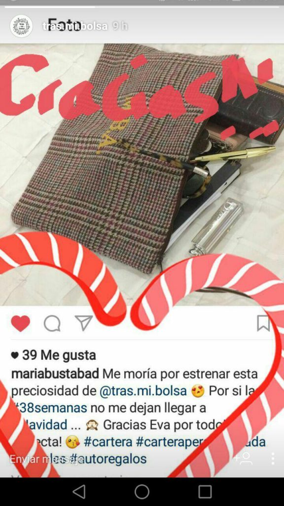 Instagram Stories Marcas - Tras mi bolsa