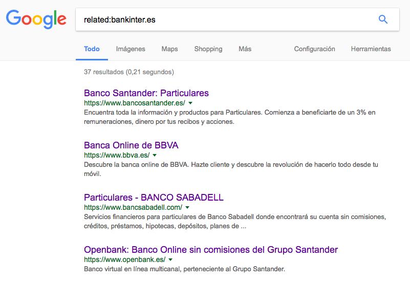 Hack estudio de mercado en Google