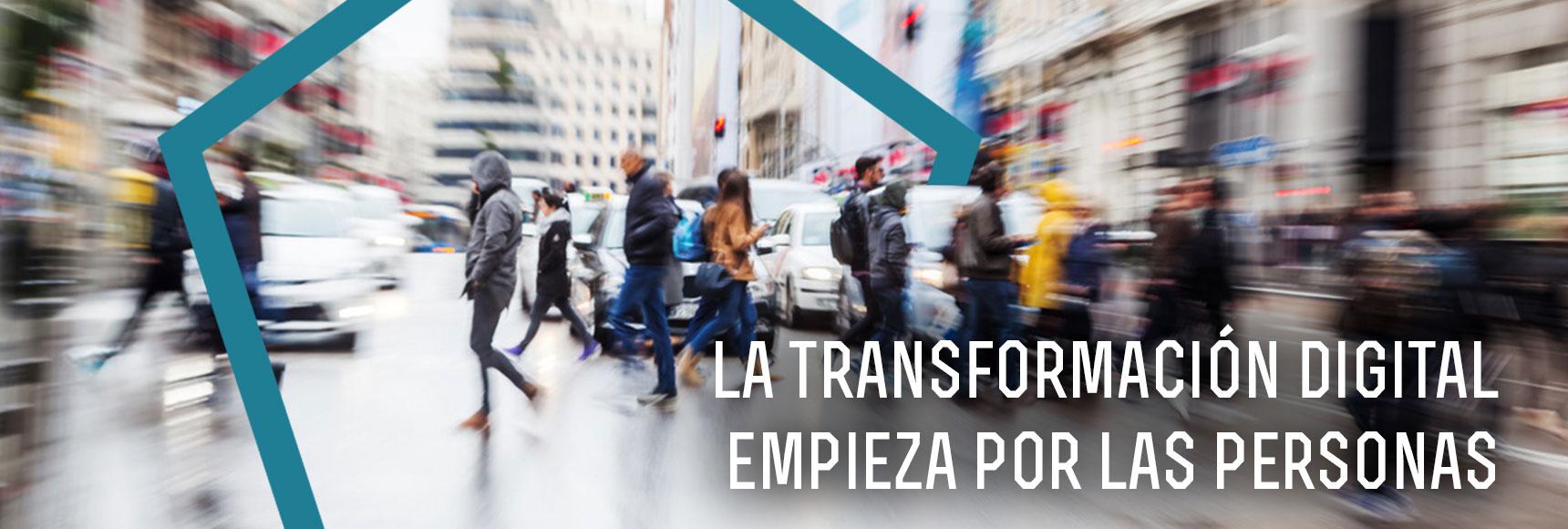 Formación para empresas de marketing digital en Madrid. Transformación digital.