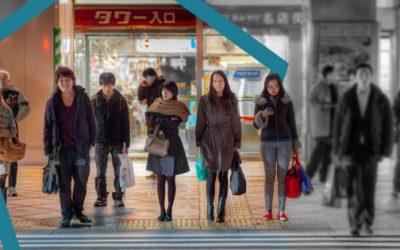 Peatones Publicidad en redes sociales