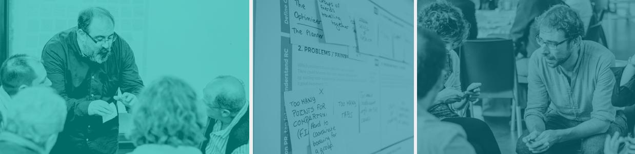 Curso de Branding con Design Thinking